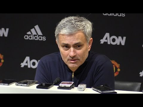 Manchester United 1-1 Liverpool - Jose Mourinho Full Post Match Press Conference (видео)