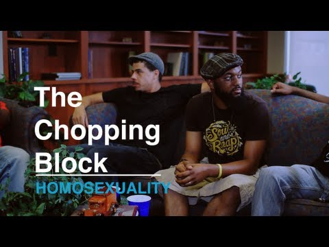 The Chopping Block: Homosexuality vs Other sins