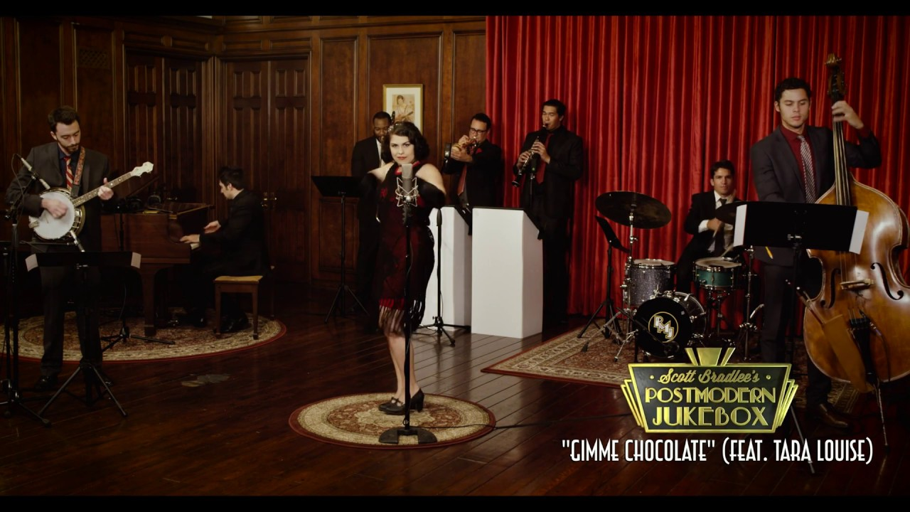 Gimme Chocolate – Babymetal (1920s Jazz Cover) ft. Tara Louise