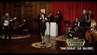 "Yes, Postmodern Jukebox covered ""Gimme Chocolate"" by Babymetal... 1920s Jazz style Cover.Get the song: http://smarturl.it/pmjchocolate  Subscribe: http://bit.ly/subPMJLive Show Tix: http://pmjtour.com  Watch next, ""The Prayer"" ('70s Cover): https://youtube.com/watch?v=HW0o_BuCqfM&list=PL7A4D9C100657150ECheck out Tara Louise (from ""Bye Bye Bye"") in this vintage remake of ""Gimmie Chocolate."" Also, watch her ""Bye Bye Bye"" Pulp Fiction surf rock style cover here: https://youtube.com/watch?v=qnHVMcPyMXc&list=PL7A4D9C100657150ESee Postmodern Jukebox LIVE (dates below): http://pmjtour.comFollow Postmodern Jukebox:Facebook: https://facebook.com/postmodernjukeboxInstagram: https://instagram.com/pmjofficial/Twitter: https://twitter.com/pmjofficialWatch More Postmodern Jukebox:Latest Videos: https://youtube.com/playlist?list=PL7A4D9C100657150EWatch by Decade: https://youtube.com/user/ScottBradleeLovesYa/playlists?sort=dd&shelf_id=21&view=50Watch by Album: https://youtube.com/user/ScottBradleeLovesYa/playlists?view=50&shelf_id=17Watch by Genre: https://youtube.com/user/ScottBradleeLovesYa/playlists?sort=dd&view=50&shelf_id=18Watch by Mood: https://youtube.com/user/ScottBradleeLovesYa/playlists?sort=dd&view=50&shelf_id=16Popular Videos: https://youtube.com/playlist?list=PLJZH8sevmMq5rnnzsmkbteoFOWCdBx24uListen to Postmodern Jukebox on:iTunes: http://bit.ly/itunesPMJSpotify: http://bit.ly/spotifyPMJGoogle Play: http://bit.ly/googlePMJ____________________________________________Follow The Musicians:Tara Louise (Vocals)Facebook: http://www.facebook.com/taralouisemusic1Instagram: http://instagram.com/tara_louise_bTwitter: http://twitter.com/_tara_louise_Stephen Spencer (Clarinet)Instagram: http://instagram.com/thejazzhorseMike Rocha (Trumpet)Instagram: http://instagram.com/themikerochaLasim Richards (Trombone)Instagram: http://instagram.com/lasim_ahmedDavid Shorr (banjo)Instagram: http://instagram.com/dshorr_guitarJonathan Richards (Bass)Instagram: http://instagram.com/jonathanricha"