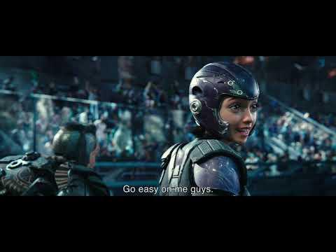 Alita: Battle Angel | Filmklipp | Motorball