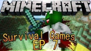 Minecraft: Survival Games w/ Sky, Ssundee, JeromeASF Setosorcerer, and Bajan Canadian
