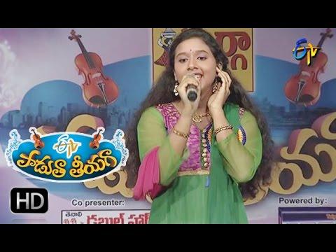 Kopama-Naapaina-Song--Krishana-Priya-Performance-in-ETV-Padutha-Theeyaga--11th-April-2016