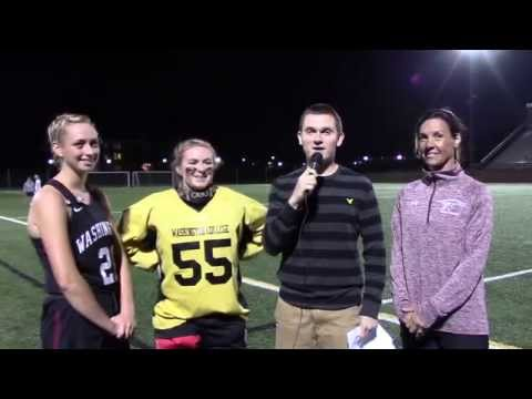 The Elm Sports Network: Field Hockey Postgame vs. Gettysburg
