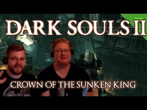 CROWN OF THE SUNKEN KING # 1 - Charakterwechsel «»  Let's Play Dark Souls 2 | Deutsch HD