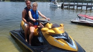 3. Supercharged Sea doo Rxt 215 (GoPro HD Movie)