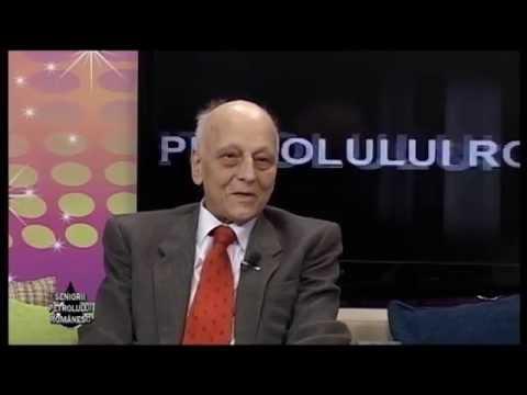 Emisiunea Seniorii Petrolului Romanesc – 21 noiembrie 2015 – partea I