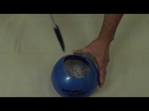 How to mix drywall mud tips and tricks with the Mud n' More Mix Ball Speed mixer demo.