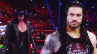 Nonton Road To Wrestlemania 33  The Undertaker Vs  Roman Reigns Film Subtitle Indonesia Streaming Movie Download
