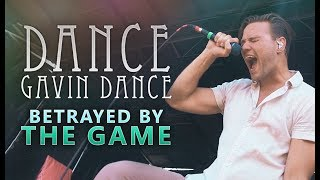 """Dance Gavin Dance - """"Betrayed By The Game"""" LIVE! Vans Warped Tour 2017"""