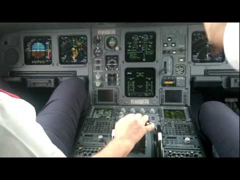 Cockpit view Takeoff onboard a Airbus A330 from Guarulhos. Listen to this Sound!!!!! [HD]