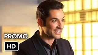 "Lucifer 2x16 ""God Johnson"" Season 2 Episode 16 Promo - When a grisly murder takes place at an insane asylum, the prime suspect calls himself God (guest star Timothy Omundson). After realizing that this man could actually be his father, Lucifer struggles with his feelings towards him and tries to find the truth, all while trying to discover who the real killer is in the all-new ""God Johnson"" episode of LUCIFER airing Monday, May 15th on FOX."