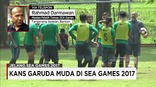 Video Kans Garuda Muda, Timnas PSSI di Sea Games 2017 - Rahmad Darmawan MP3, 3GP, MP4, WEBM, AVI, FLV Desember 2017