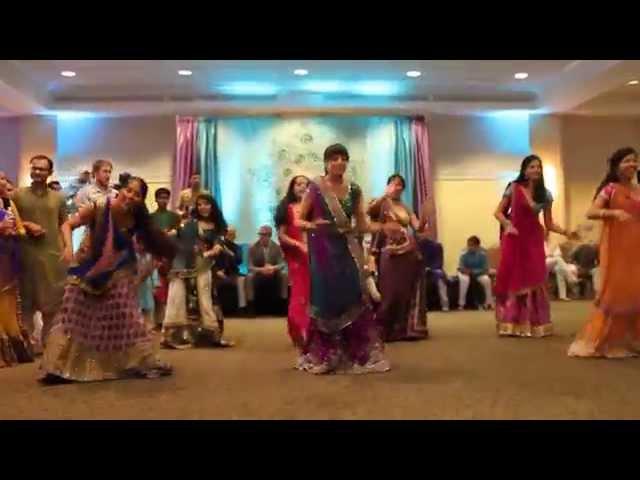 Shakoo Bridesmaid Dance Garba Punjabi Wedding Song