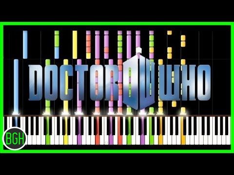 """IMPOSSIBLE REMIX – Doctor Who Theme """"I am the Doctor"""""""