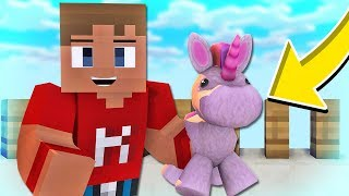 NUTTET ENHJØRNING!   Dansk Minecraft: Build Battle