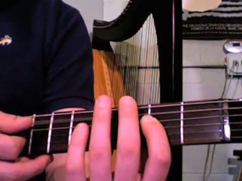 Simple Beginner Blues Guitar Lessons Video instruction