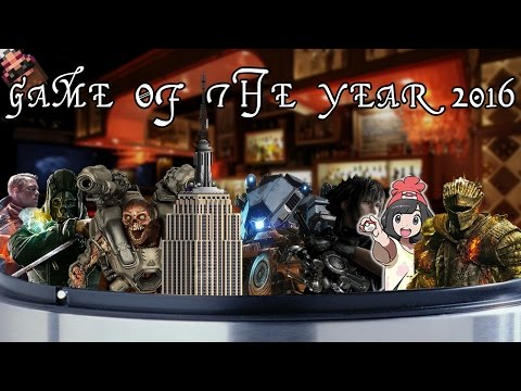 Kilian Experience's Game of the Year 2016