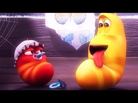 LARVA - BACK IN TIME | Cartoon Movie | Cartoons For Children | Larva Cartoon | LARVA Official - Thời lượng: 37 phút.