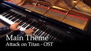 Video Attack on Titan - Shingeki no Kyojin OST [Piano] MP3, 3GP, MP4, WEBM, AVI, FLV Juli 2018