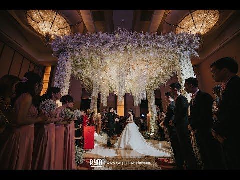 Highlight of Hans + Marlisa | Jakarta Wedding
