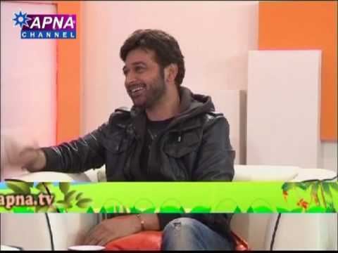 Apna Channel - Apna Morning With Rambo And Sahiba Guest Faisal Qureshi Part-2