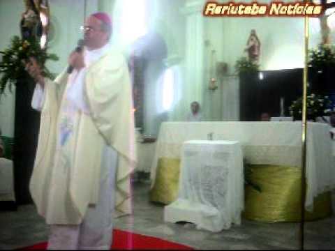 Missa de Posse de Pe. Ribeiro em Reriutaba - parte 1