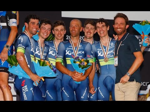 2016 UCI World Championships - TTT