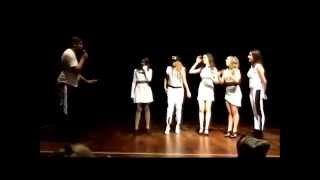 Fifth Harmony Cover ( Bate Papo no Palco )
