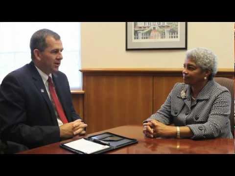 Interview mit Shirley Franklin, Chairman und CEO, dafür gebauten Gemeinschaften