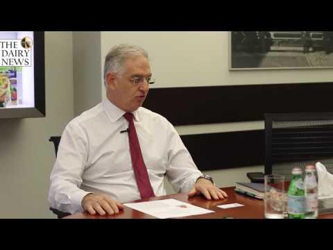 Интервью с Маурицио Патарнелло, президентом Nestlé в регионе Россия-Евразия