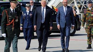 ترامب يحذر حلف الناتو من الخطر الروسي..وخطوة عسكرية يقررها الناتو..تعرف عليها