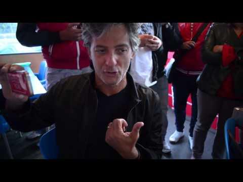 Video Edicola Backstage 19 Settembre 2014