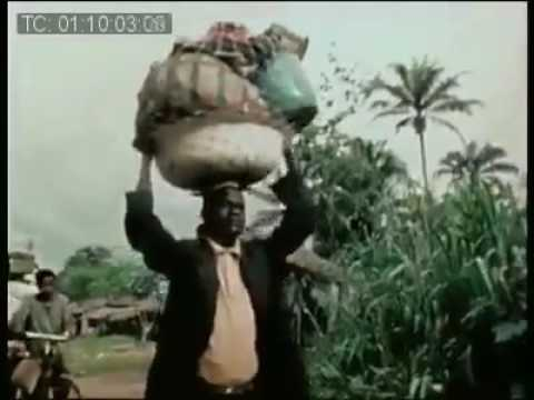 Biafra Land During The 1967-1970 War Of Genocide