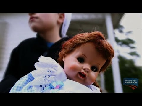 Amish Girl Possessed by Demon | Amish Haunting