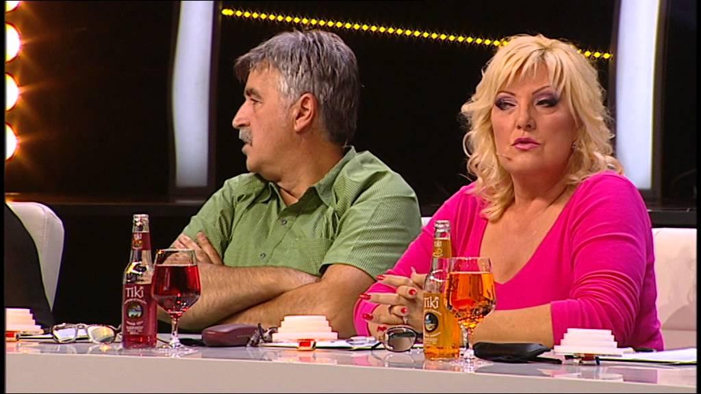 Marina Stankic – Pazi kome zavidis – Zvezde granda 2014-2015 – (27.09.) – druga emisija – ženska grupa