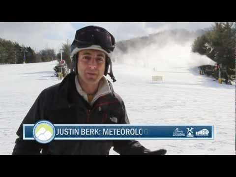 Justin Berk - Join Meteorologist Justin Berk as he checks out the conditions on the mountain and let's us know what the weather looks like over the coming days! And make s...