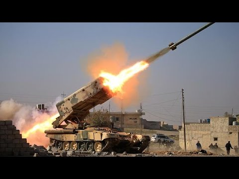 Οι ιρακινές δυνάμεις ανακατέλαβαν το αεροδρόμιο της Μοσούλης
