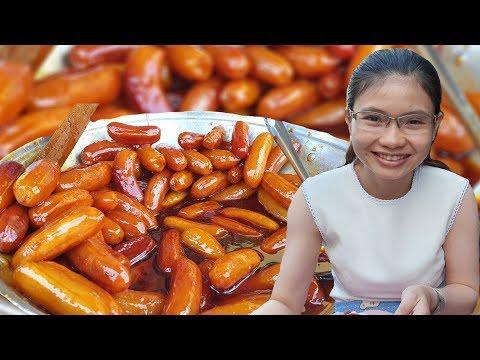 Khó tìm được chảo chuối khèo thứ 2 như thế này ở Sài Gòn - Street Food - Thời lượng: 10 phút.