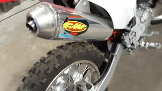 10. 2020 CRF 250F Part 2 Super Mods