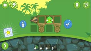 Bad Piggies HD videosu