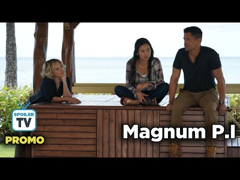 """Magnum P.I. 1x09 Promo """"The Ties That Bind"""""""