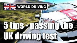 Video Secret To Passing Your UK Driving Test 2019? Tips For Passing The Driving Test MP3, 3GP, MP4, WEBM, AVI, FLV April 2019