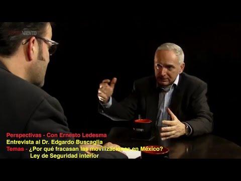 Perspectivas – Las movilizaciones en México y la Ley de Seguridad Interior – Edgardo Buscaglia