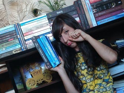 5 LIVROS QUE FAZEM CHORAR - Alegria Literária #6