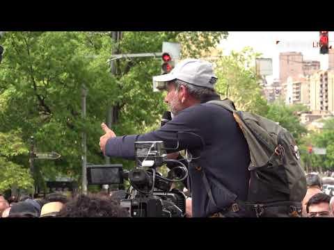 Համերաշխություն՝ մինուս Սերժ Սարգսյան․ Փաշինյանի ելույթը Ֆրանսիայի հրապարակում - DomaVideo.Ru