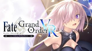 Fate/Grand Order Game Gets VR Project For PlayStation VR