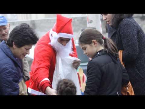 Pai Natal em Vinhais