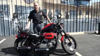 10. 2008 Harley Davidson Sportster Nightster!