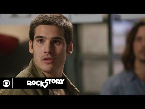 Rock Story: capítulo 154 da novela, segunda, 8 de maio, na Globo